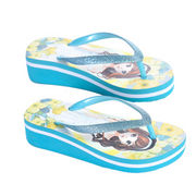 Girl's High Wedge Flip-flops from China (mainland)