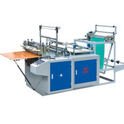 Plastic film bag making machine from China (mainland)