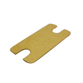 Copper and Aluminum Coated Soft Gold Ni/Pd/Ni AG Stamping Parts Heatsink from Chang Way Industries Co. Ltd