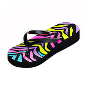 Girls High Wedge Flip Flop from China (mainland)