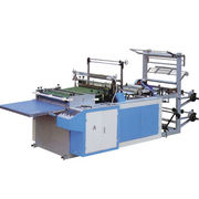 Plastic bag making machine from China (mainland)
