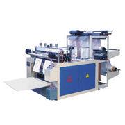 plastic pouch bag making machine Manufacturer