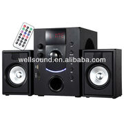Product Categories > 2.1CH COMPUTER SPEAKER - 2.1 from China (mainland)