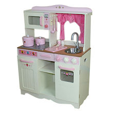 Wooden kitchen play sets toy Manufacturer