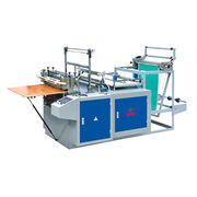 Roll plastic bag making machine from China (mainland)