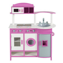 Wooden kid's kitchen set from China (mainland)