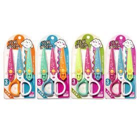 Plastic paper scissors from China (mainland)