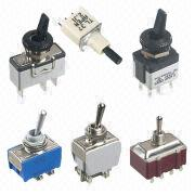 Toggle switches from China (mainland)