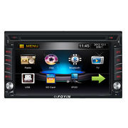 6.2 inch in-dash car DVD player