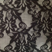 China Lace Fabric for Women's Dresses/Garments/Lingerie