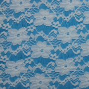 China Small plum blossom lace fabric for ladies' gloves/garments/dress
