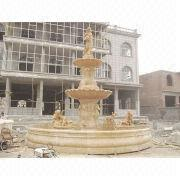 Huge marble fountain from China (mainland)