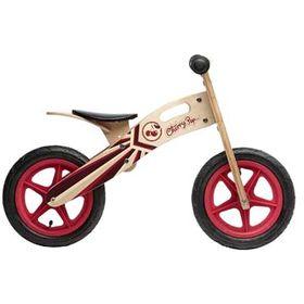 Wooden Kids Balance Bike Toy Manufacturer