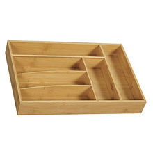 Wooden cutlery trays from China (mainland)