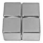 Strong square-shaped neodymium magnets from China (mainland)