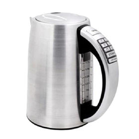 Stainless steel electric kettle from China (mainland)