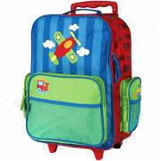 China Trolley School Bags