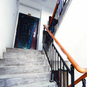 Customized Powder-coated Stair Railing from China (mainland)
