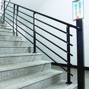 Customized Powder-coated Stair Banister from China (mainland)