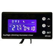 China Dimming Day Night Aquarium Reptile Thermostat and Timer, DTC-120