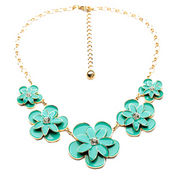 Flower Necklace from China (mainland)