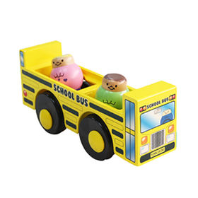 Wooden car toys from China (mainland)