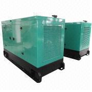 Soundproof Cummins Generator from China (mainland)