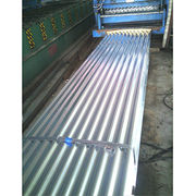 Galvanized Corrugated Plate Manufacturer