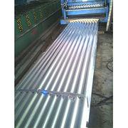 Galvanized Corrugated Plate from China (mainland)