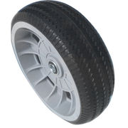 Wear-resistant Black Sawtooth PU Tire from China (mainland)
