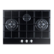 Tempered glass gas hob from China (mainland)