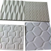 Embossed PVC foam board