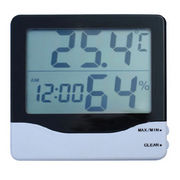 Digital thermometer and hygrometer from China (mainland)