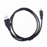 China USB A Male to Mini 5P Cable