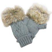 Hand Crochet Gloves from China (mainland)