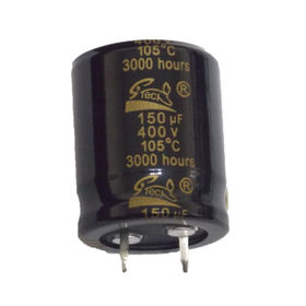 CD293 Snap-in Type Aluminum Electrolytic Capacitor Supertech Electronic Co. Ltd