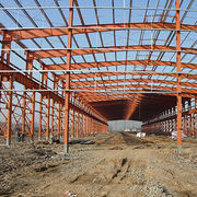 Steel Buildings from China (mainland)