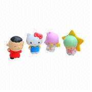 Plastic TPR mini toys from China (mainland)