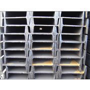 Hot-rolled galvanized I-beam Manufacturer