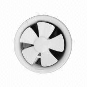 6-inch PP Window-mounted Round Exhaust Fan from China (mainland)