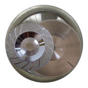 Electroplated diamond grinding wheel from China (mainland)