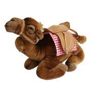 Custom cute stuffed animal plush toy camel from China (mainland)
