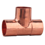 Equal Copper Tee from China (mainland)