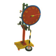 Pendulum clock from China (mainland)