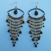 Fashionable Crystal Earrings from China (mainland)