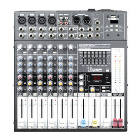 8-channel professional mixing console Manufacturer