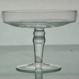 Clear Glass Cake Plates