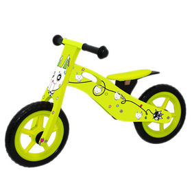 Hot sale wooden bicycle toy Manufacturer