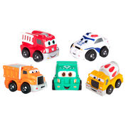 Mini Soft Shell Car Combination-6 Gift Box from China (mainland)