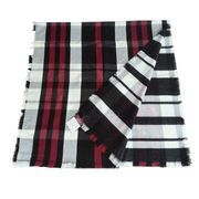 Acrylic woven scarf/blanket from China (mainland)